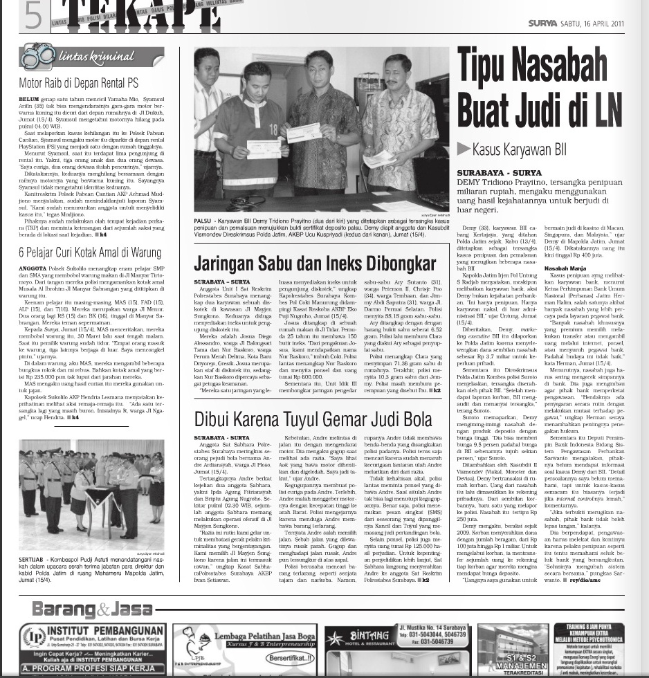 screenshot surya (3) halaman 6 demy tridiono kasus kriminal